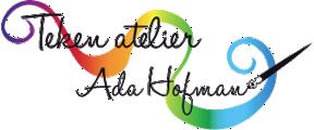 logo tekenatelier ada hofman